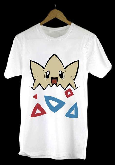 design a pokemon shirt togepi pokemon design clothing for t shirt mens and t