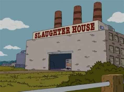 slaughterhouse on the house slaughter house simpsons wiki