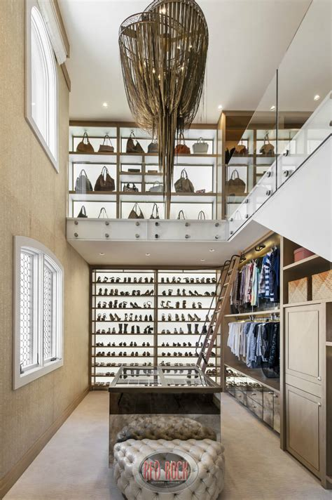 Two Closets by 25 Luxury Walk In Closet Designs Pictures