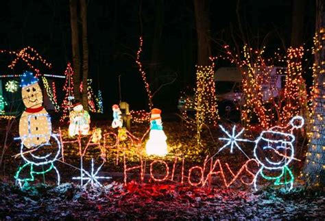 christmas lights at rocky ridge park york pa top 8 attractions pennsylvania official travel guide