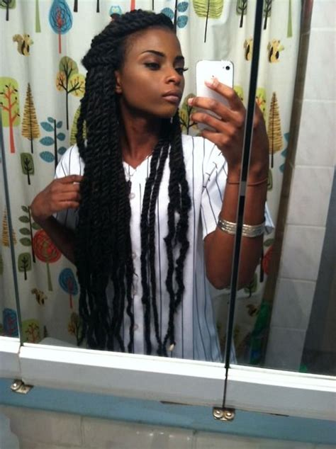 big and scanty braids 40 gorgeous marley twist styles