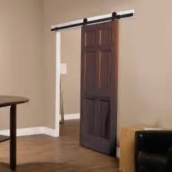 Buy Sliding Barn Doors Interior Aliexpress Buy Antique Rustic Sliding Barn Wood Door Single Interior Door Sliding Track