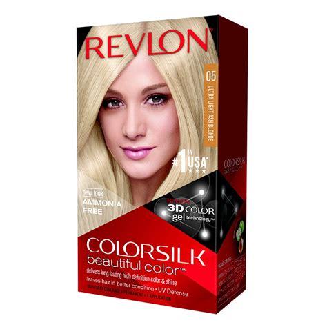 revlon colorsilk beautiful color no 81 light blonde 1 application hair colorsilk colorsilk beautiful color permanent color ultra