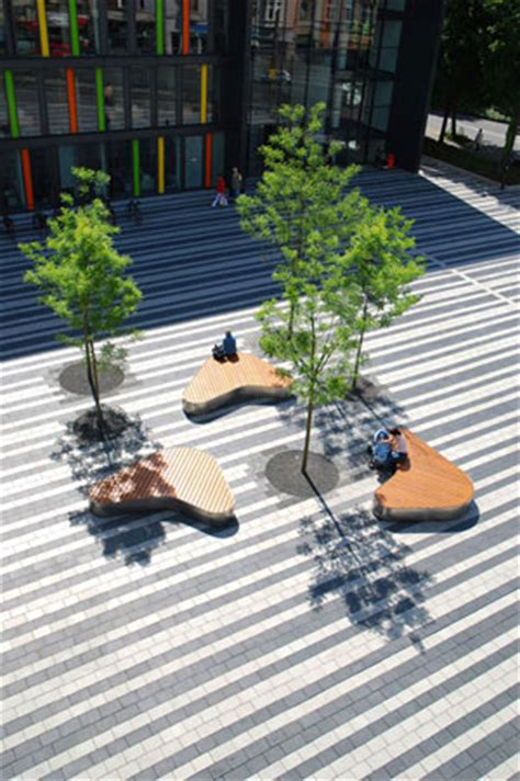 hall pattern works pavers and public spaces news planetizen