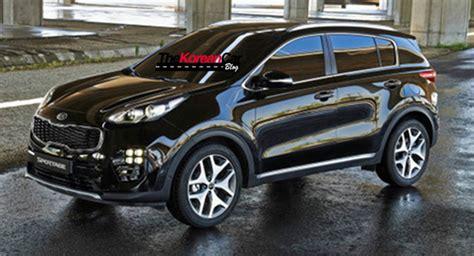 new kia sportage carscoops kia sportage posts
