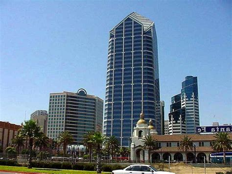 free picture diego buildings high rise skyline