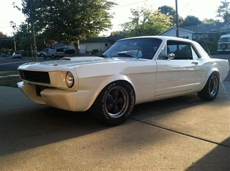 Mustang Auto 1966 by 1966 Mustang Restomod Auto X Build Page 6 Lateral G