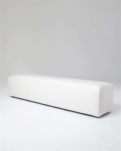 long ottomans long white ottoman hire melbourne