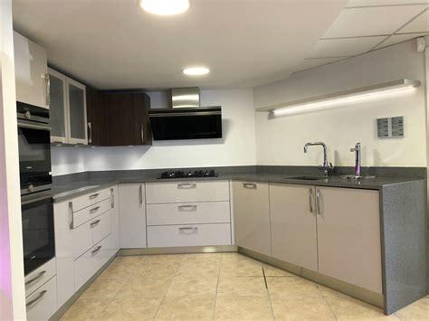 kitchen showroom  benfleet essex bentons kitchens