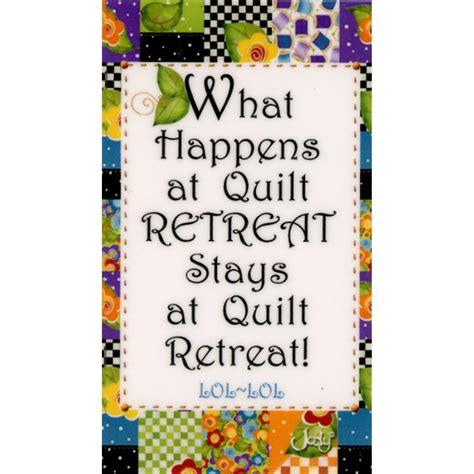 Quilt Retreats quilt retreat ee schenck co