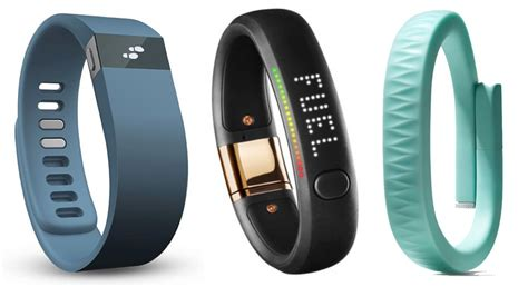 Fitbit, Nike or Jawbone: Who Will Win The Fitness Tracker Crown?