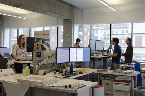 Atlanta Is Designing Office Spaces To Be Your New Fitness Standing Desk Studies
