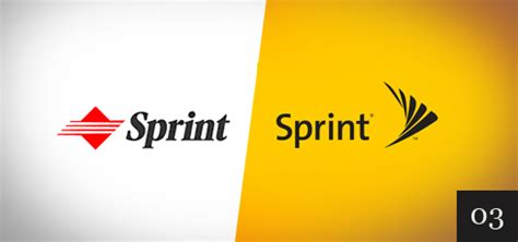 sprint layout logo a collection of redesigns gems sty