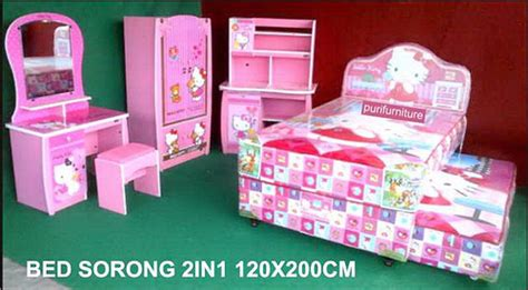 Kaitan Tirai Kamar Mandi Hello Ori Sanrio bed sorong 2in1 120x200 hello 05a flickr photo