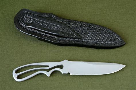 skeletonized knives quot creature el quot skeletonized handmade collaborative