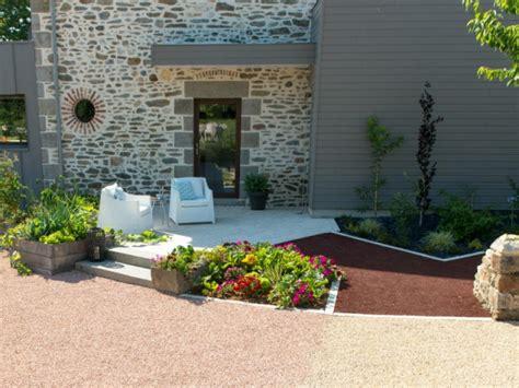 Devant De Maison Jardin by Amenager Jardin Devant Maison Digpres