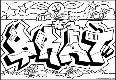 graffiti coloring book graffiti coloring pages free coloring sheet