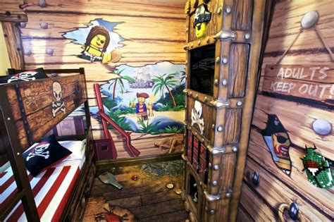 legoland pirate room 6 cool kid themed hotel rooms what to expect