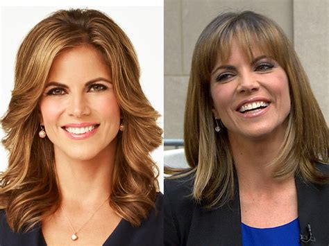 how does natalie morales style her hair mommy you look like a boy natalie morales son pans her