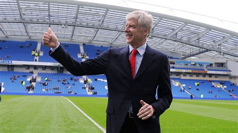 arsenal jobs arsenal manager arsene wenger too late for me to take