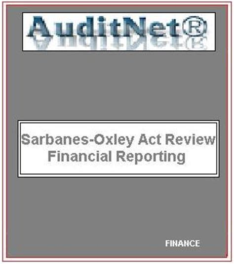 Section 302 Sarbanes Oxley by Complianceonline Dictionary Sarbanes Oxley Act