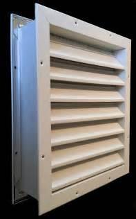 Garage Door Vents Aluminum Intake Air Vent Cool My Garage