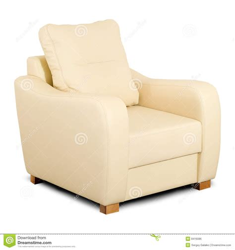bright armchair bright leather armchair royalty free stock image image 8416086