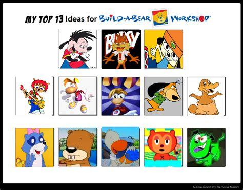 Build A Bear Meme - my top 13 ideas for build a bear workshop by