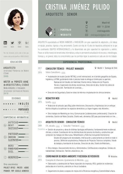 Modelo De Curriculum Vitae Jefe De Obra Cv Arquitecto Los Libros Resumidos De Resumelibros Tk