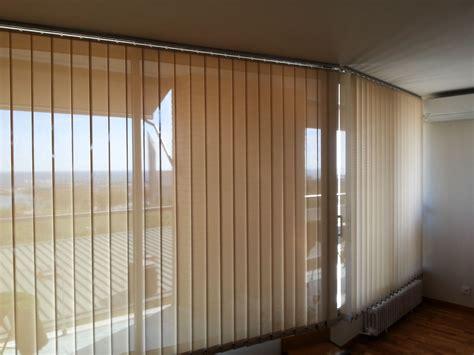 cortinas para oficina cortina vertical de lamas para viviendas y oficinas
