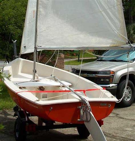 Chrysler Sailboats by Chrysler Pirateer 13 Sailboat For Sale