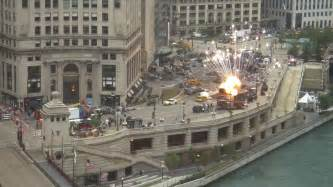 Chicago To Drive Explosions On Wacker Drive In Chicago For Transformers 3