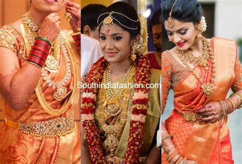 Indian Wedding Jewellery by A Guide For South Indian Bridal Jewellery