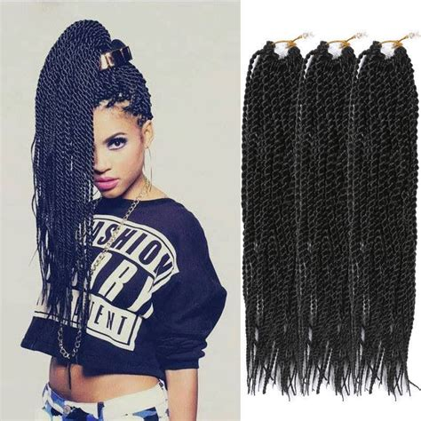 how to pretwist hair 3 27r synthetic pretwist braids senegalese crochet hair