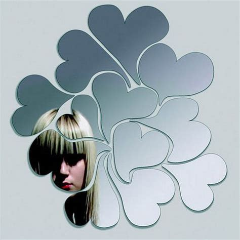 Polka Dot Stickers For Walls mirror wall stickers bright ideas for room decorating