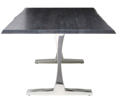 Toulouse Dining Table Nuevo Toulouse Dining Table Oxidized Grey Advanced Interior Designs