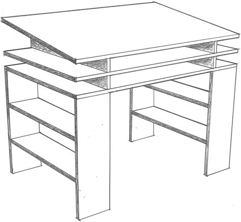 standing writing desks standing writing desk donald judd furniture