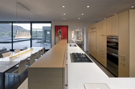 Kitchen Design Architect Gallery Of Levin Residence Ibarra Rosano Design Architects 16