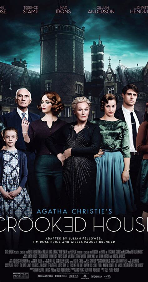 se filmer agatha christie s crooked house agatha christie crooked house agatha christie