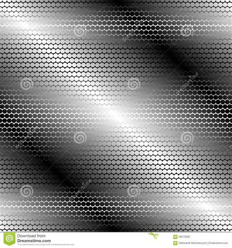 pattern metal illustrator metal seamless pattern stock vector image 58570592