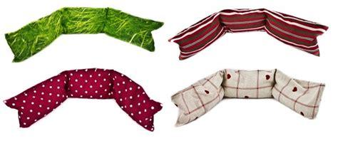 cuscino microonde cuscino con noccioli di ciliegia lungo
