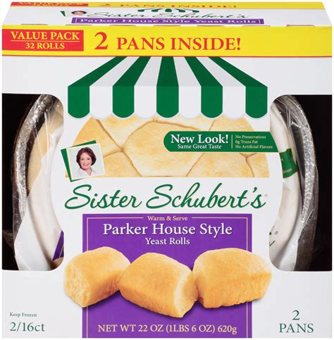 where to buy parker house rolls parker house style yeast rolls sister schubert s