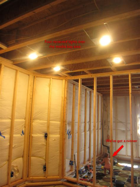 Cheap Decorating Ideas For Home finish basement home theater before and after pictures