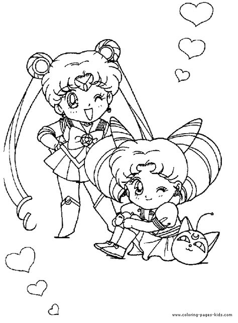 sailor moon color sailor moon color page sailor moon coloring pages