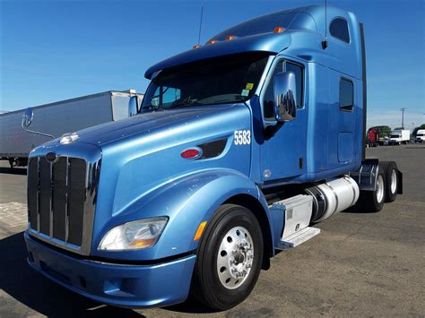 used peterbilt trucks used peterbilt trucks for sale arrow truck sales