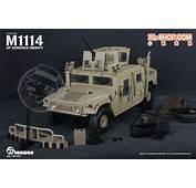 TAOWAN  1/6 Full Metal Vehicle M1114 Up Armored HMMWV