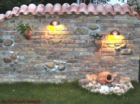beleuchtung gartenmauer beleuchtung gartenmauer gartens max