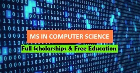 Mba In Computer Science In Canada by Best Masters Programs In Computer Science With