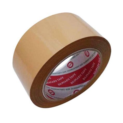 Lakban Daimaru 2 Inch Selotip Solatip jual daimaru lakban coklat 2 inch 6 pcs harga kualitas terjamin blibli