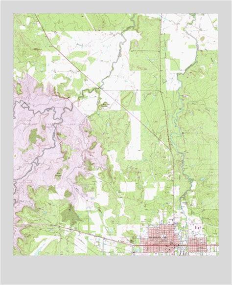 breckenridge texas map breckenridge tx topographic map topoquest